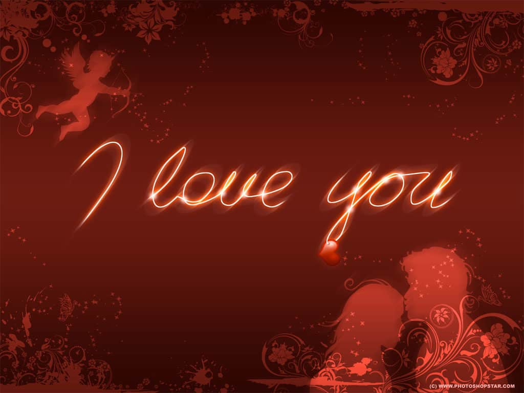 I love you Photos HD Wallpaper