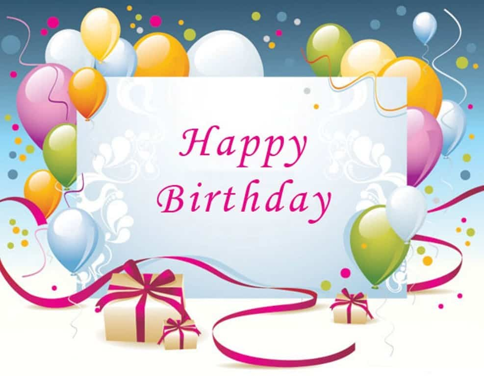 cute happy birthday love messages pictures