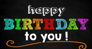 Cute happy birthday wallpapers Free Download
