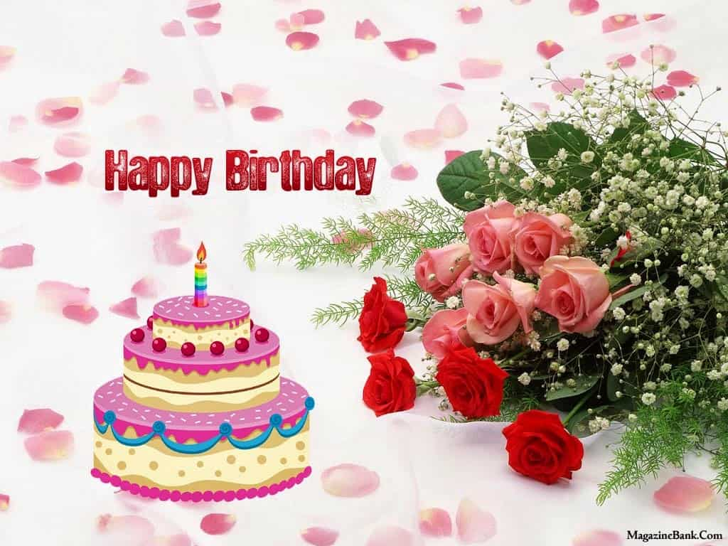 Happy Birthday Images for Her with Love Quotes - iLove ...