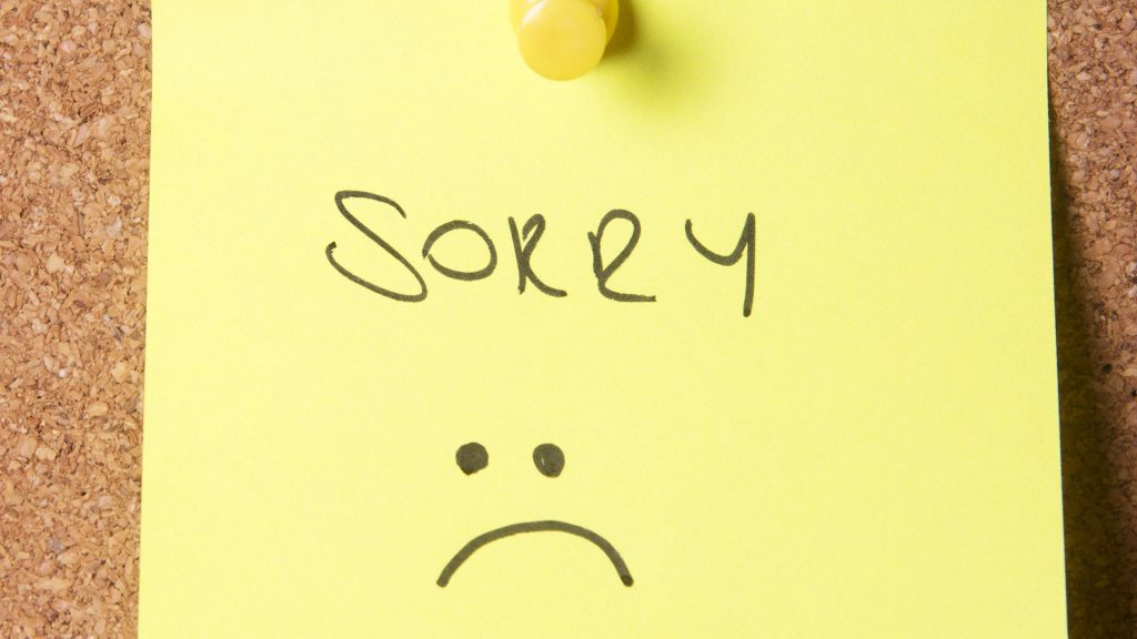 I'm Sorry stickers u wallpapers free download