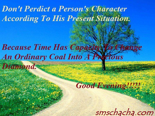 Good evening best quote for friend
