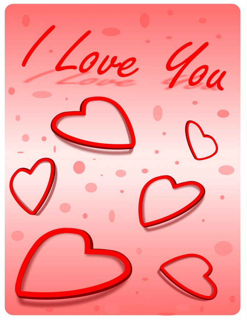 I love you images for wife