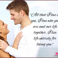 I love you messages for husband 2