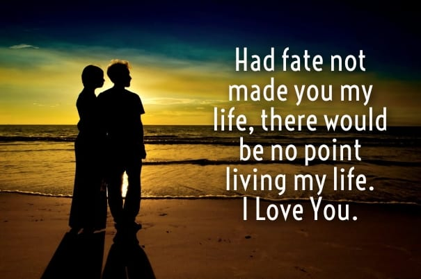 I love you quote for my wife