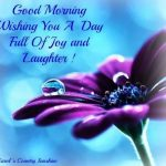 Wishing you a day full of laughter good morning quotes images