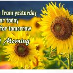 Good morning quotes hope for tomorrow photo