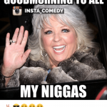 Good morning to all celebrity meme
