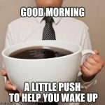 Hilarious good morning meme for girlfriend