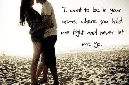 Interesting and adorable love quotes for her from the heart