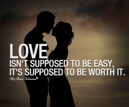 Romantic love quotes for her from the heart photo