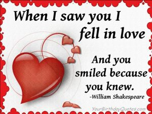 Sweet love quote image from shakespare