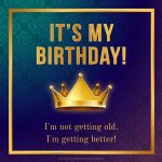 Happy birthday to me status download