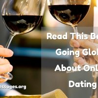 Read this before going global about online dating