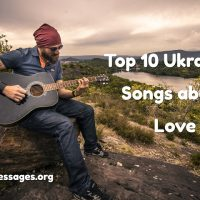 Top 10 ukrainian songs about love