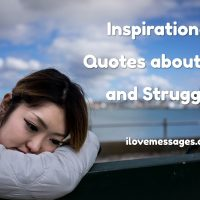Inspirational quotes about life and struggle