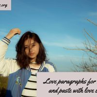 Love paragraphs for her copy and paste with love images