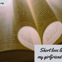 Short love letter to my girlfriend copy