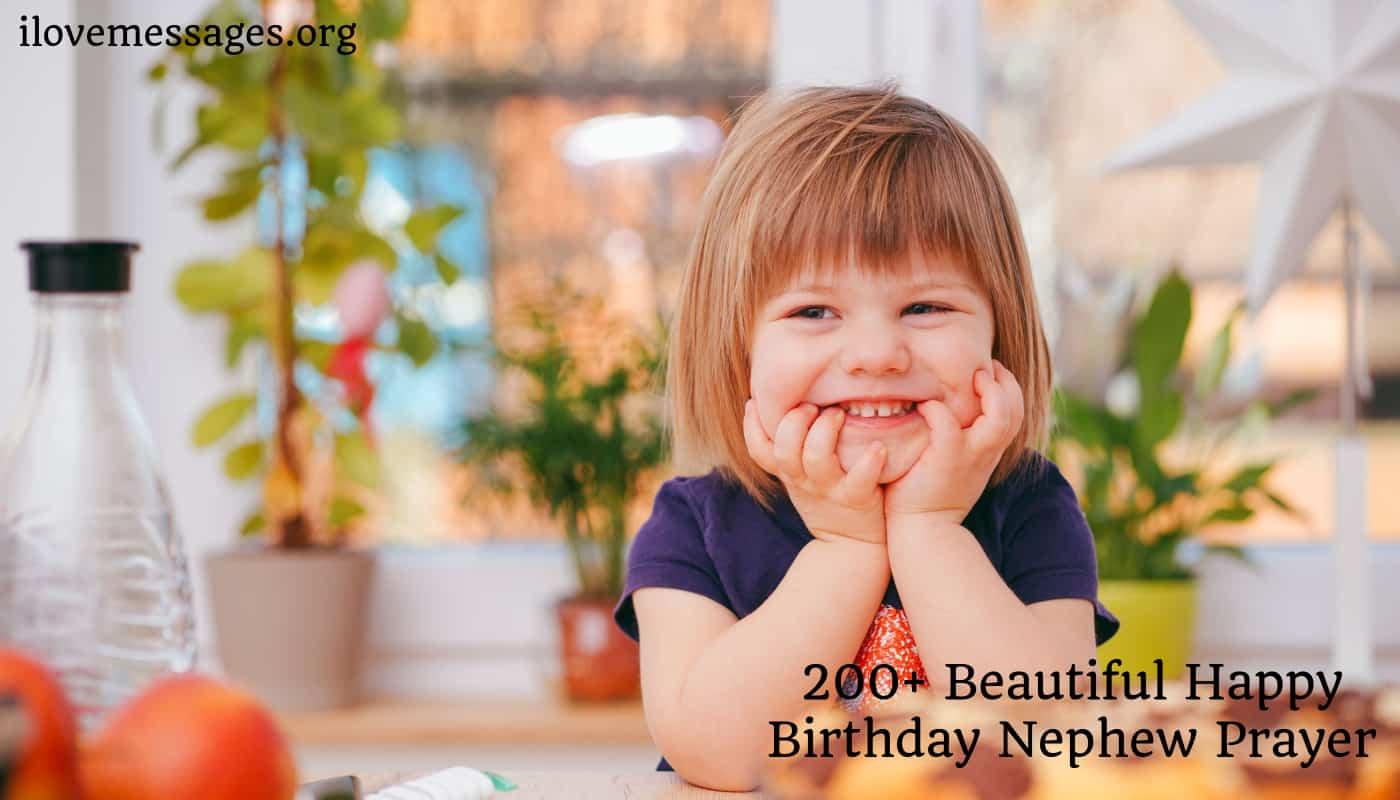 200 beautiful happy birthday nephew prayer