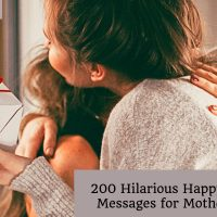 200 hilarious happy birthday messages for mother in law