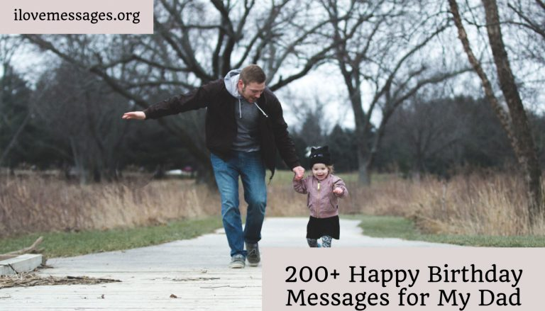 200 happy birthday messages for my dad