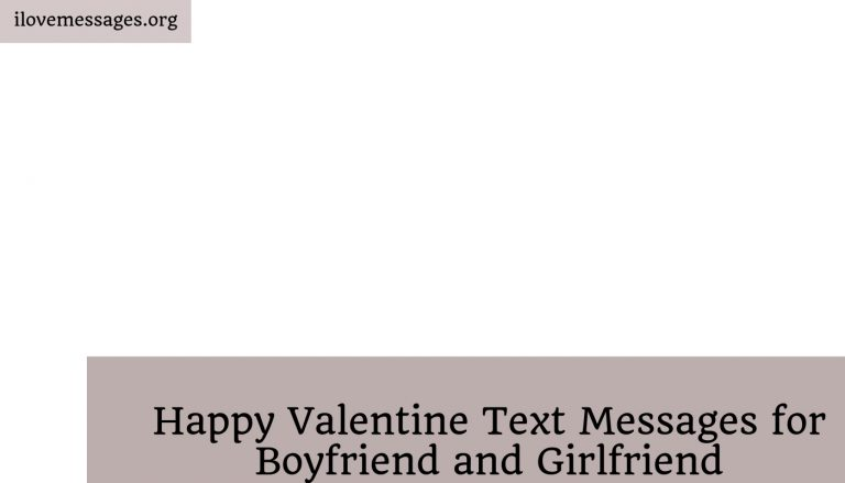 Happy valentine text messages for boyfriend and girlfriend (1)