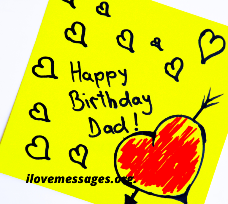 Happy Birthday Dad From Daughter Poems