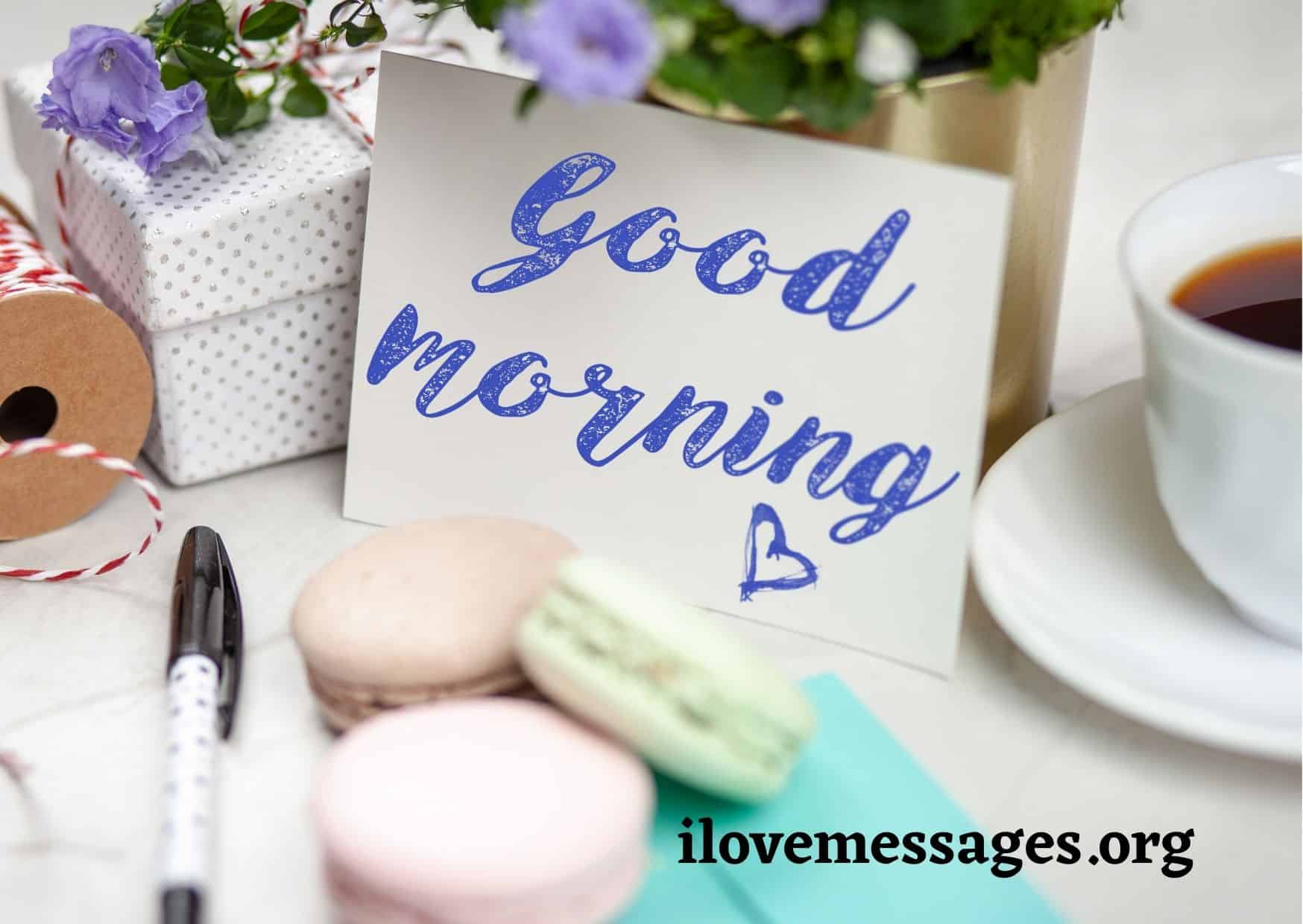 Good Morning Saturday Quotes and Wishes